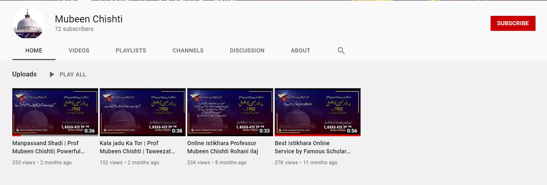 online istikhara & black magic